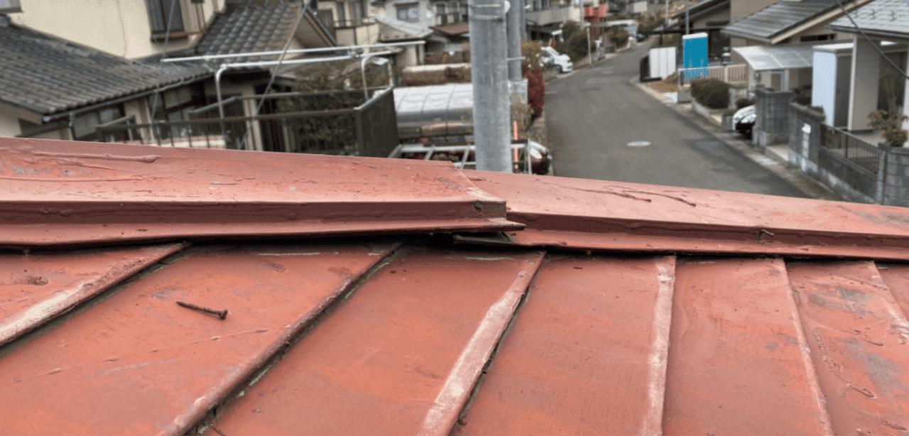 1位 屋根