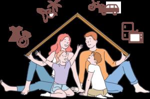 火災保険申請特徴4_使い道は自由